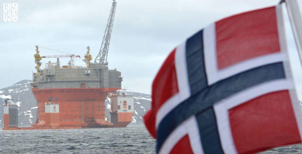 چراغ سبز بزرگ ترین تولیدکننده نفت و گاز غرب اروپا به کاهش تولید