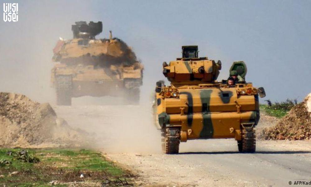 تحرکات نظامیان ترکیه در سوریه محدود شد