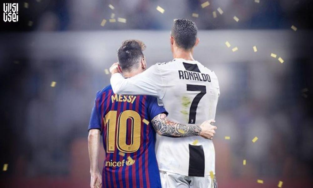 احتمال هم تیمی شدن مسی با رونالدو در صورت ترک بارسلونا!
