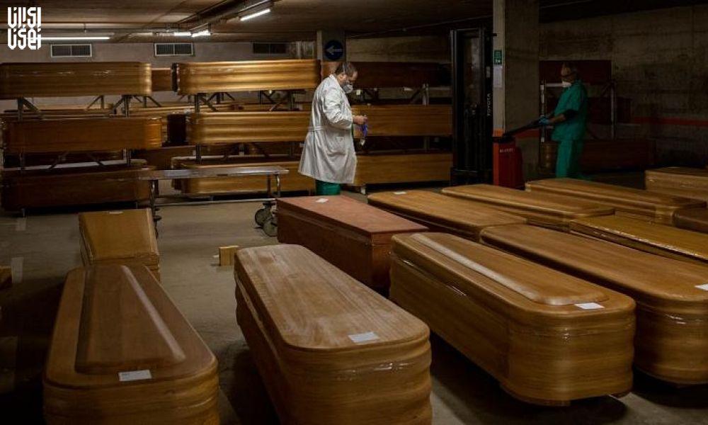 بیش از ۵۳ هزار نفر قربانی کرونا در ایتالیا، اسپانیا، آمریکا و فرانسه