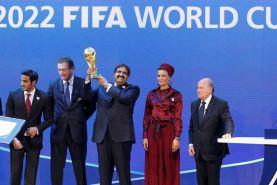شوک بزرگ به قطری ها با احتمال گرفتن میزبانی جام جهانی 2022 توسط آمریکا!