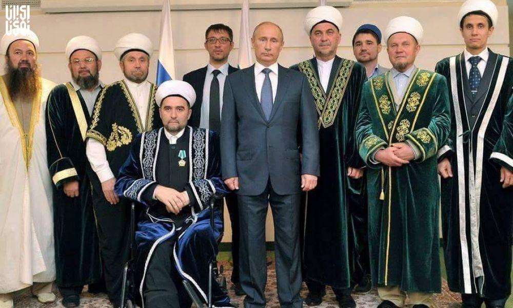 درخواست علمای اسلامی روسیه از دولت