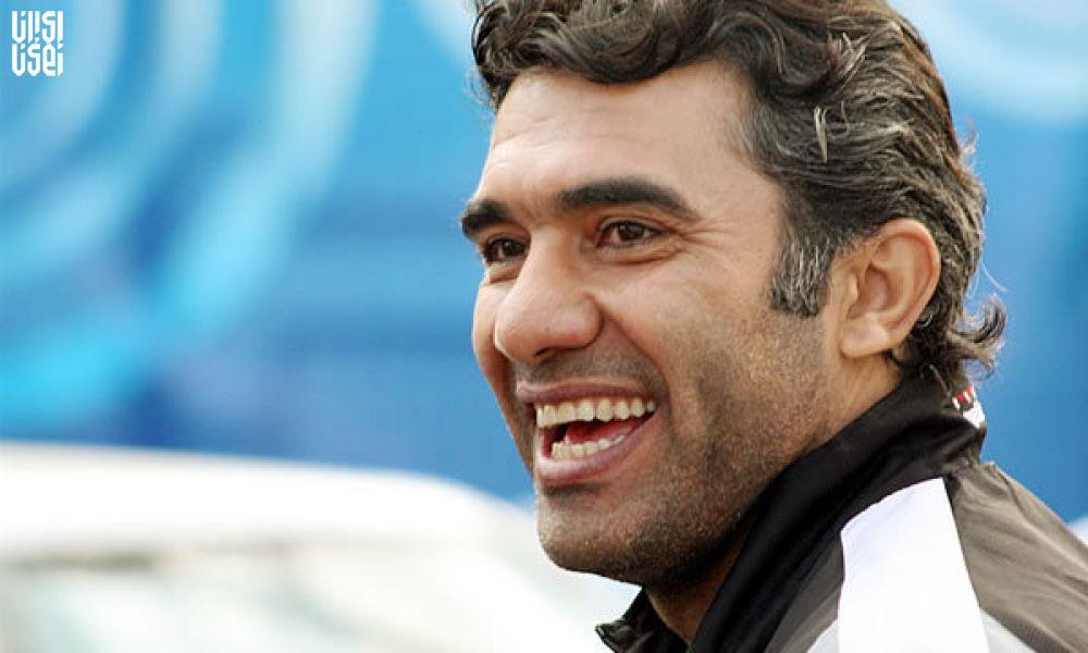 دروازبان اسطوره ای ایران وارد عرصه تیم داری در فوتبال شد
