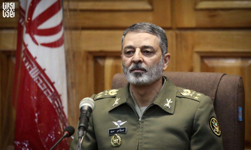 پیام فرمانده کل ارتش  جمهوری اسلامی ایران به مناسب روز ارتش