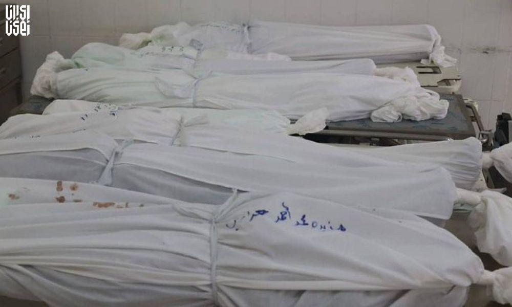حمله افراد مسلح ناشناس به پایگاه هوایی آمریکا در افغانستان