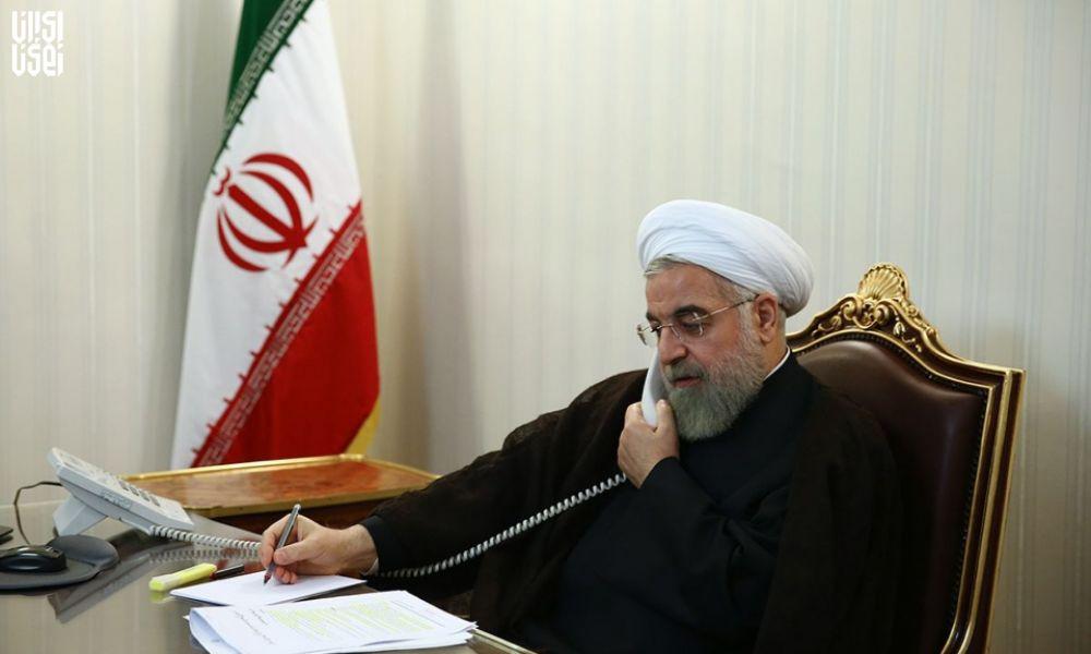 تماس تلفنی روحانی با نخستوزیر ایتالیا