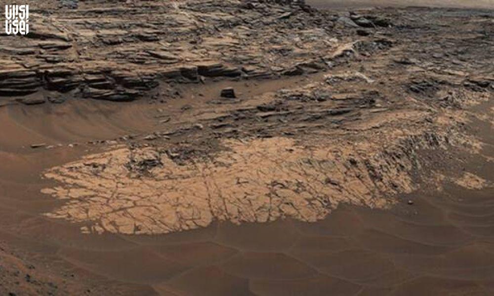 ناسا قطعهای از سطح مریخ را به زمین می آورد