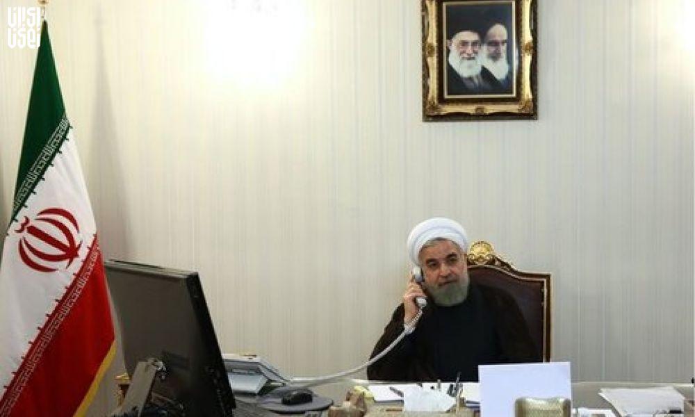 تماس تلفنی روحانی با پادشاه عمان