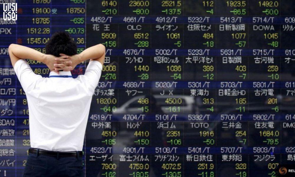 افت سهام آسیایی با کاهش امید به داروی جیلید