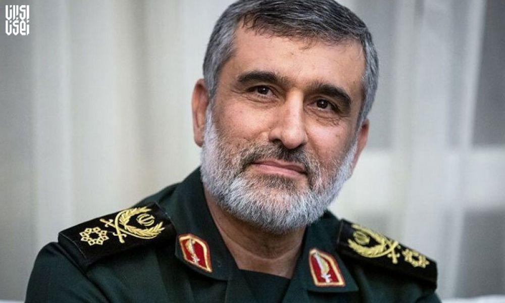 توضیحات فرمانده نیروی هوافضای سپاه در مورد پرتاب موفق ماهواره نظامی نور