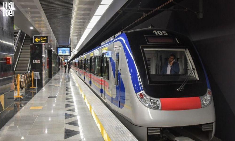 اتصال خط ۲ و ۳ مترو تهران با احداث یک ایستگاه جدید