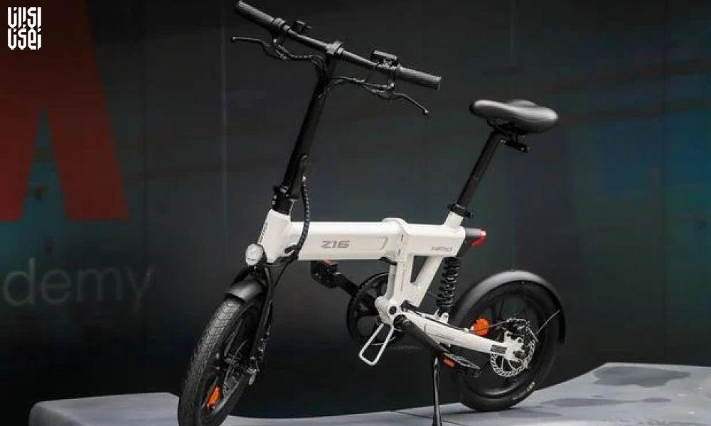 شیائومی از دوچرخه تاشوی جدید خود رونمایی کرد