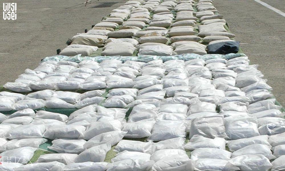 افزایش 12 درصدی کشفیات مواد مخدر