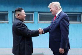 با خبری ترامپ از وضع سلامتی کیم جونگ اون