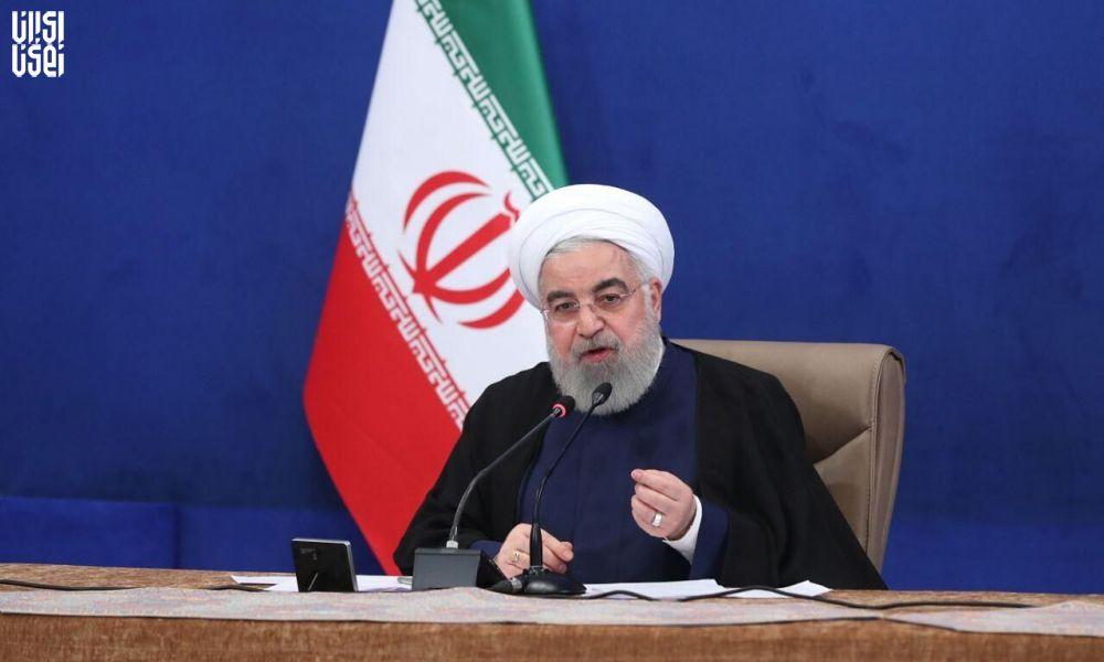 روحانی: اینجا خلیج فارس است نه خلیج نیویورک و واشنگتن