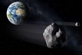 سیارک غول پیکر بالاخره از کنار زمین عبور کرد؛ نابودی زمین شاید سال 2079!