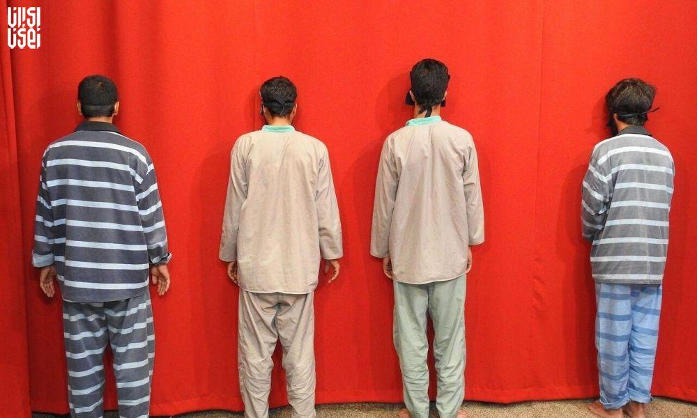 دستگیری اعضای تیم ۴ نفره تروریستی در زاهدان