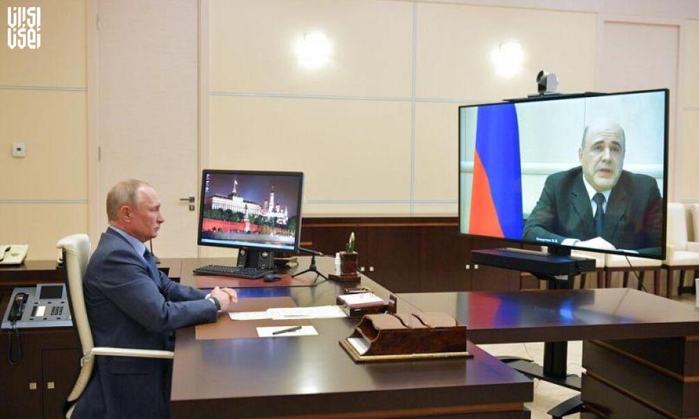 نخست وزیر روسیه به کرونا مبتلا شد