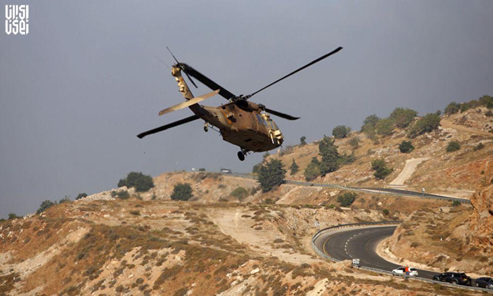 حمله ارتش اسرائیل به ارتفاعات جولان سوریه