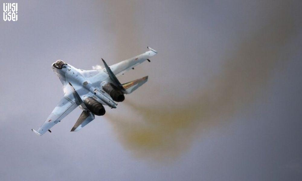 رهگیری هواپیمای جاسوسی آمریکا در آسمان سوریه