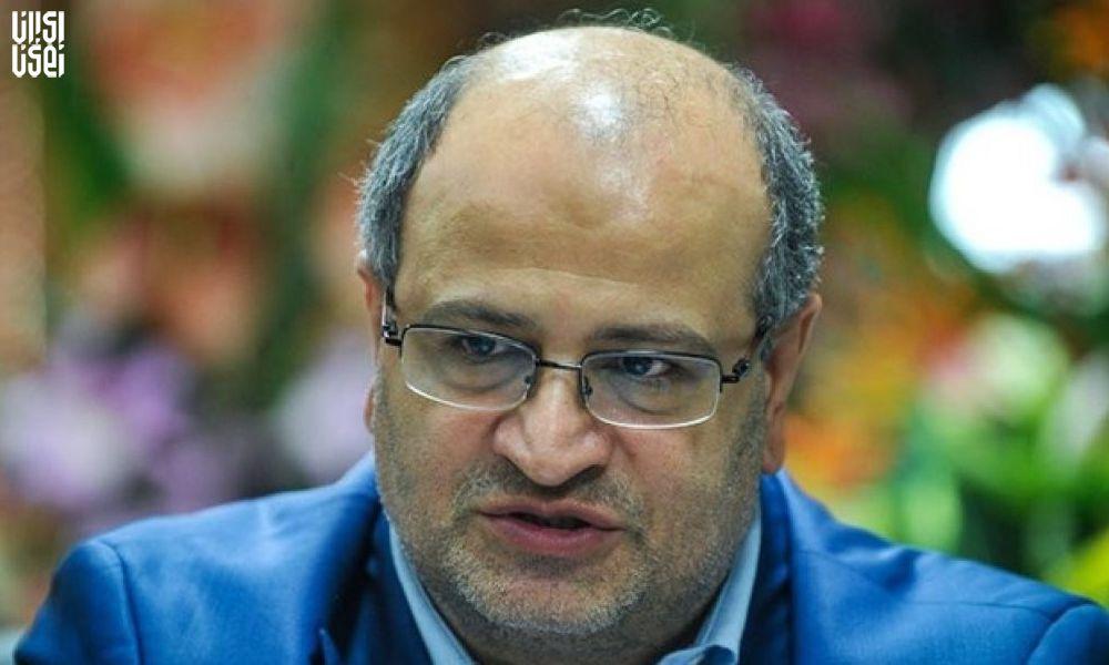 زالی: تغییری در وضعیت تهران ایجاد نشده و آلوده است