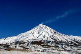 آیا آتشفشان کوه دماوند فعال شده است؟