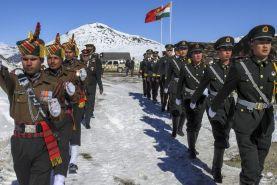 درگیری نظامی هند و چین