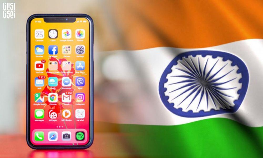 اپل بخشی از تولیدات خود را از چین به هند منتقل می کند