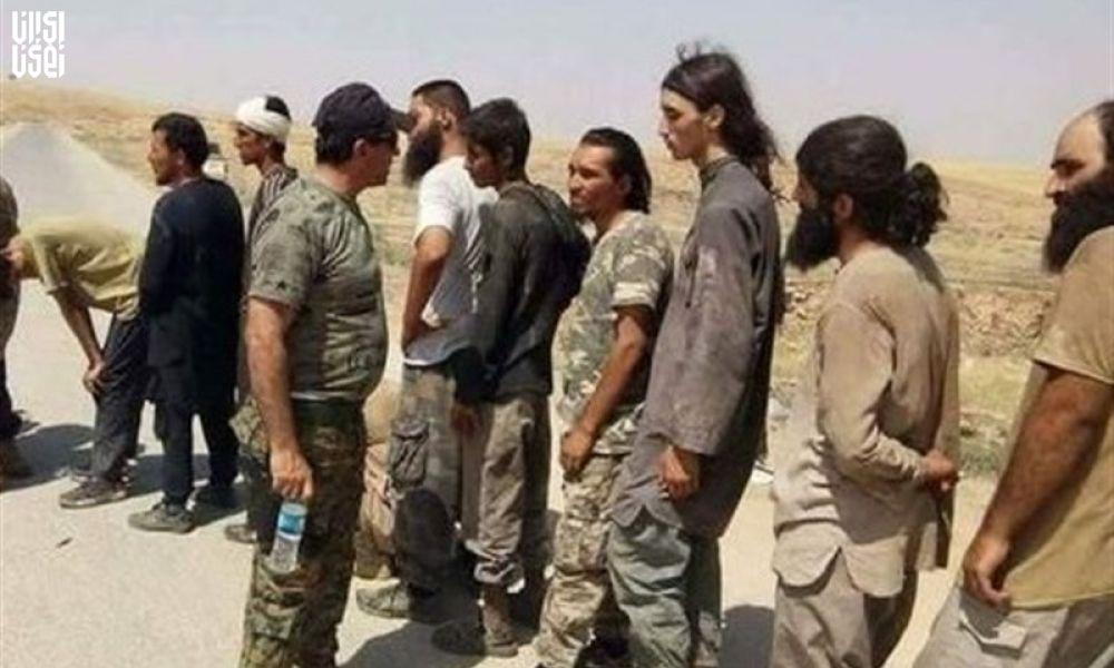 دستگیری 15 تروریست داعشی در شمال عراق