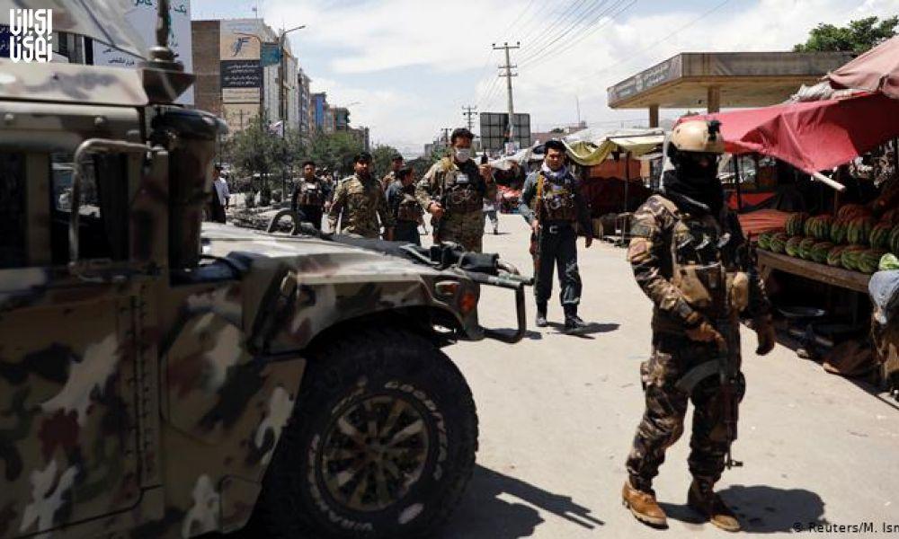 حمله افراد مسلح به بیمارستان پزشکان بدون مرز در کابل