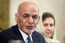 دستوراز سرگیری حملات نظامی علیه طالبان توسط رئیس جمهور افغانستان