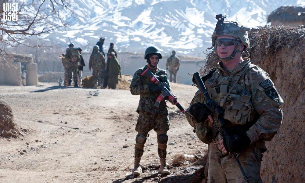 ادامهی روند خروج نظامیان آمریکایی از افغانستان