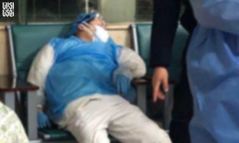 دویدن با ماسک بر صورت، سبب متلاشی شدن ریه مرد چینی شد
