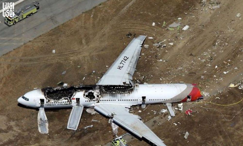 شرکت آسمان و هواپیمایی کشوری مقصر سقوط هواپیمای تهران یاسوج شناخته شدند
