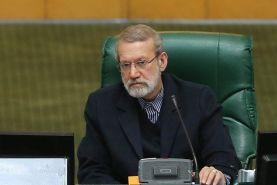 نطق انتقادی لاریجانی در آخرین روز کاری مجلس دهم
