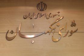 اطلاعیه شورای نگهبان درباره اظهارات رئیس مجلس