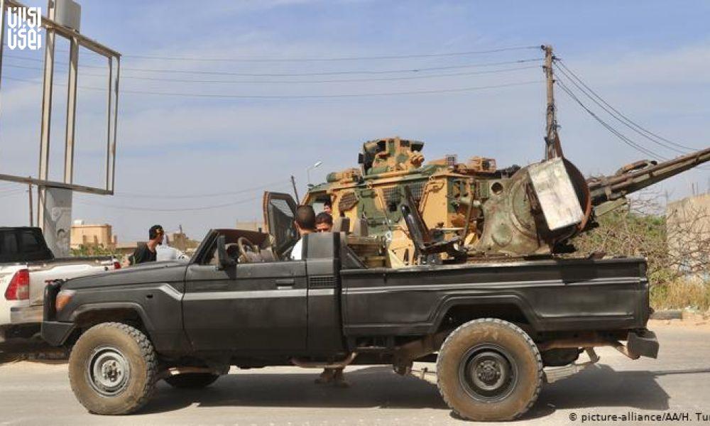 افشای طرح محرمانه چند کشور غربی در لیبی