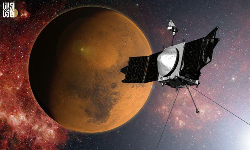 چین کاوشگر خود را به مریخ می فرستد