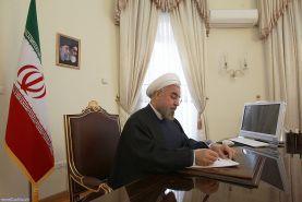رئیس جمهور انتخاب دکتر قالیباف به عنوان رئیس مجلس شورای اسلامی را تبریک گفت