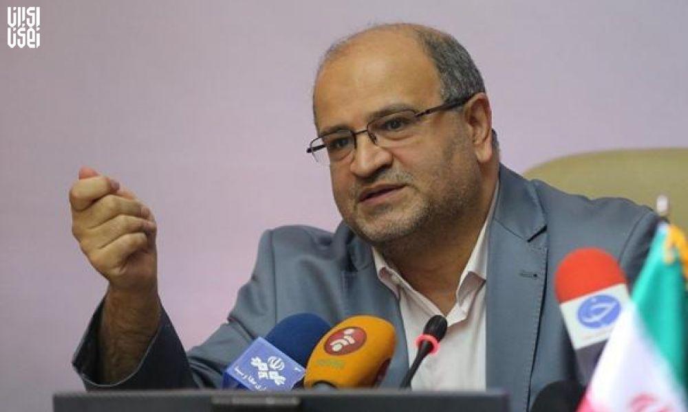 زالی: تهران هنوز به شرایط مطلوب نرسیده است