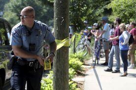 گارد ملی آمریکا برای سرکوب با تظاهرات در مقابل کاخ سفید  وارد عمل شد