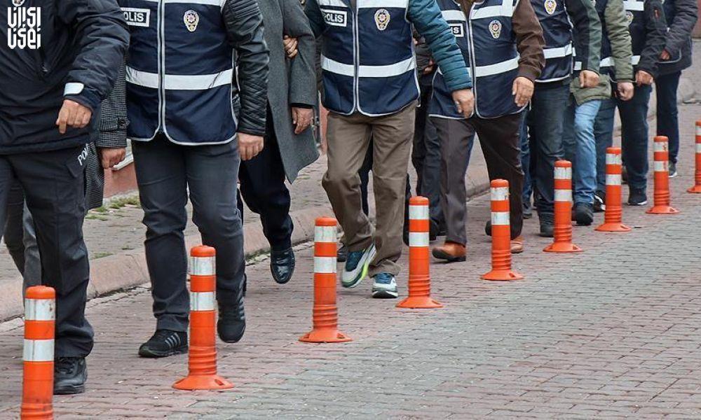دستگیری بیش از ۷۰ مظنون به تروریسم در ترکیه