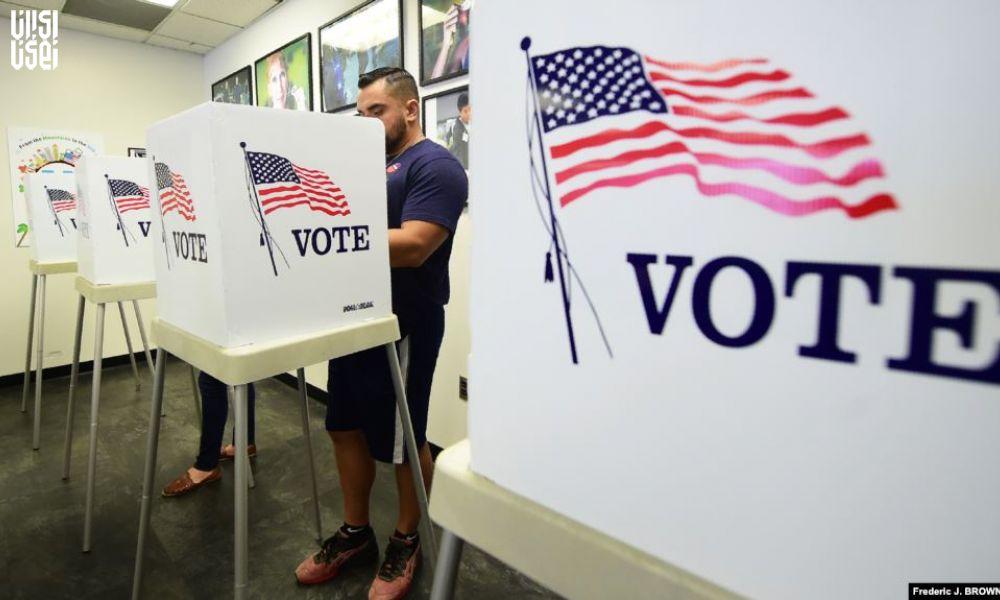 برگزاری انتخابات مقدماتی حزب دموکرات در آمریکا