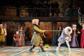 کرونا اجراهای تئاتر رویال شکسپیر را لغو کرد
