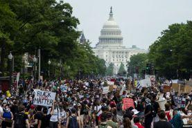 ادامه اعتراضات گسترده در آمریکا و اروپا