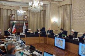 جلسه مشترک رئیس مجلس با شورای نگهبان