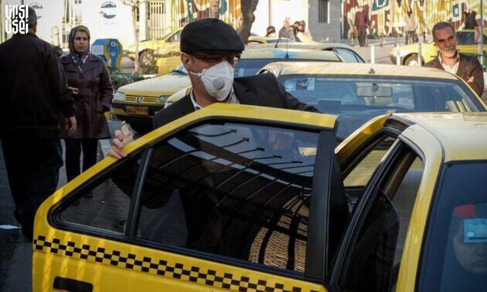 سوار کردن 4 مسافر در تاکسیها غیرقانونی است