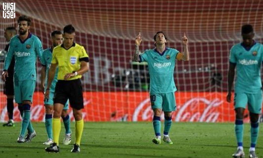 فوتبال در اروپا؛ پیروزی پرگل بارسلونا و حذف اینتر