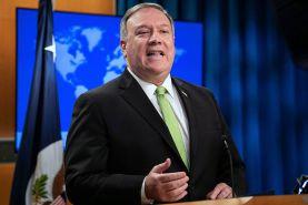 فشار بر ایران را ادامه میدهیم