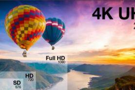 پخش آزمایشی اولین شبکه 4K صداوسیما آغاز شد